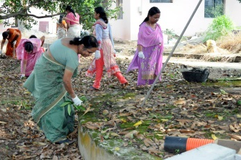 Swachh Pakhwara Activities at ICAR-CIFT, Cochin