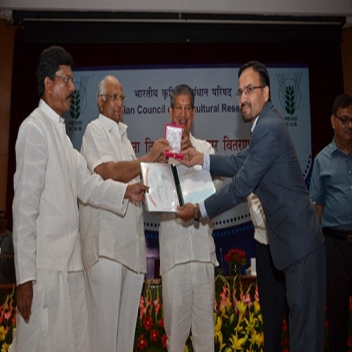 Jawaharlal Nehru Award for P.G. Outstanding Doctoral Thesis Research in Agricultural and Allied Sciences 2011