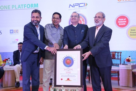 ICAR-CIFT Got SKOCH Evergreen Platinum Award