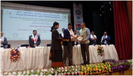 CIFT bagged Awards in the Indian Food Scientists and Technologies Conference