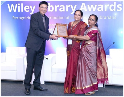 ICAR-Central Institute of Fisheries Technology Bags Wiley Library Award