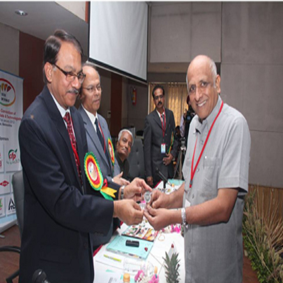 Dr.T.K.Srinivasa Gopal, Director has been conferred  Fellow of Association of Food Scientists and Technologists(India)