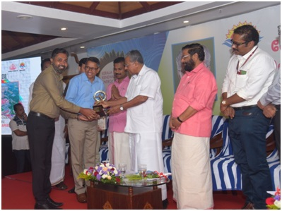 ICAR – CIFT Bags Kerala State Renewable Energy Award