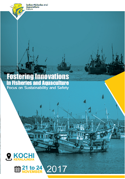 First Announcement for 11th INDIAN FISHERIES & AQUACULTURE FORUM