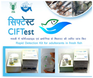 ICAR-CIFT Technology saves consumers from adulterated fish: A Success Story