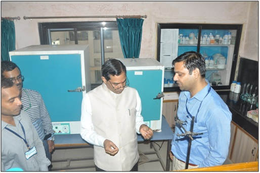 Secretary (DARE) & DG (ICAR) visited Veraval Research Centre of ICAR-CIFT and CMFRI