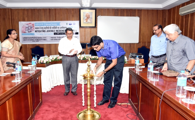 National Seminar on Mitigating Juvenile Incidence in Fishing – The Way Forward